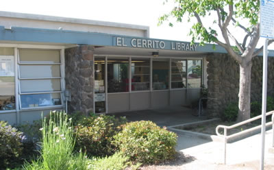 El Cerrito Library - April 2008