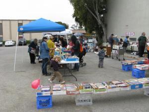 El Cerrito Book Sale 2011